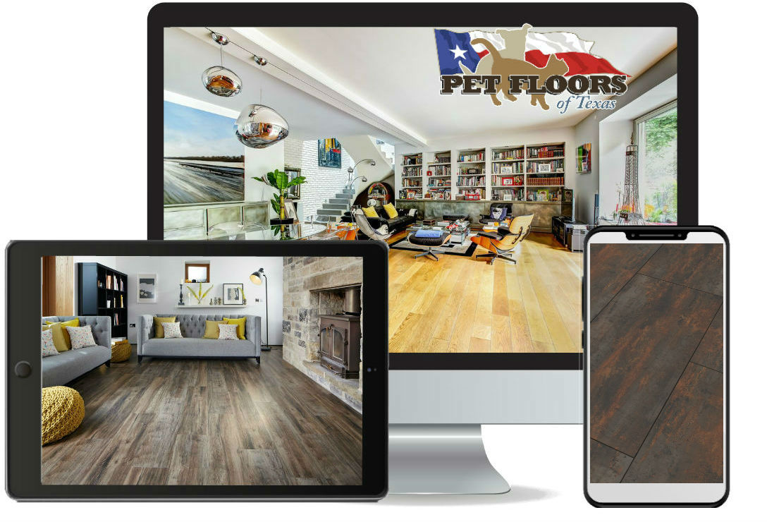 Vinyl Plank Flooring Company Houston Pet Friendly Pet Floors